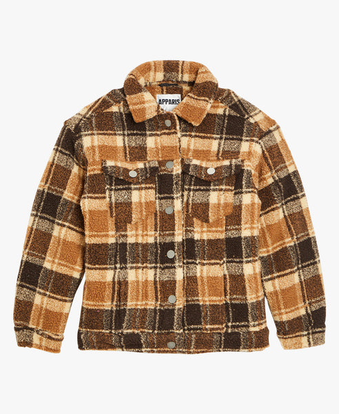 Apparis Kris Flannel Jacket
