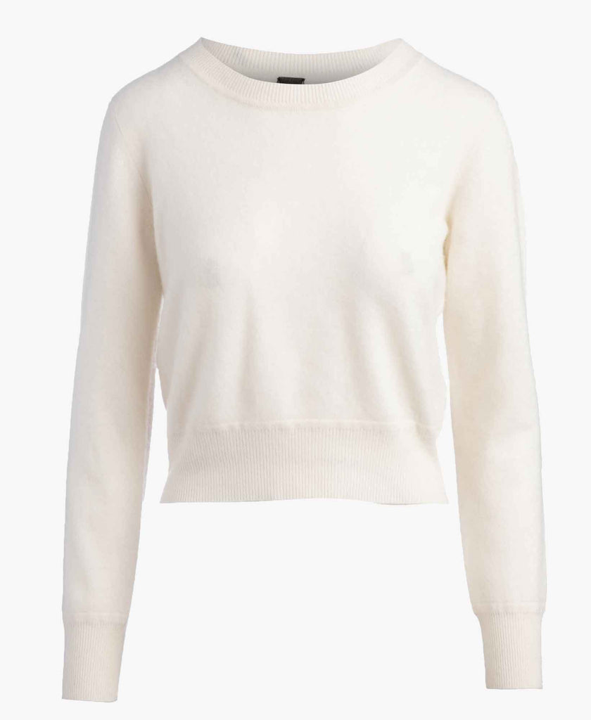 Crew Cashmere Sweater