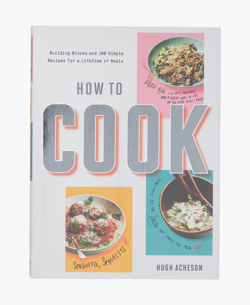 How To Cook Cookbook