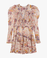 Ulla Johnson Julie Floral Mini Dress