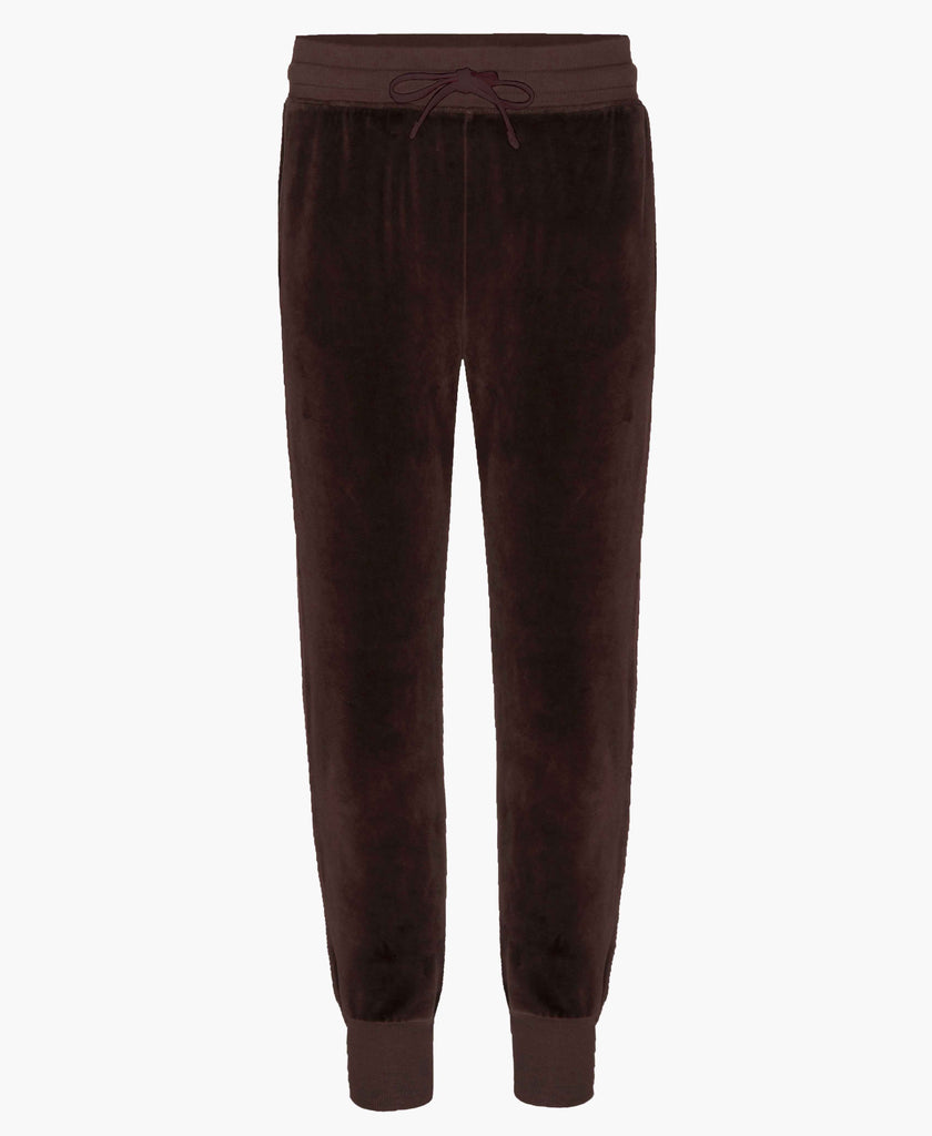 Amo Velour Sweatpants