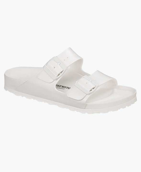 womens white eva sandals