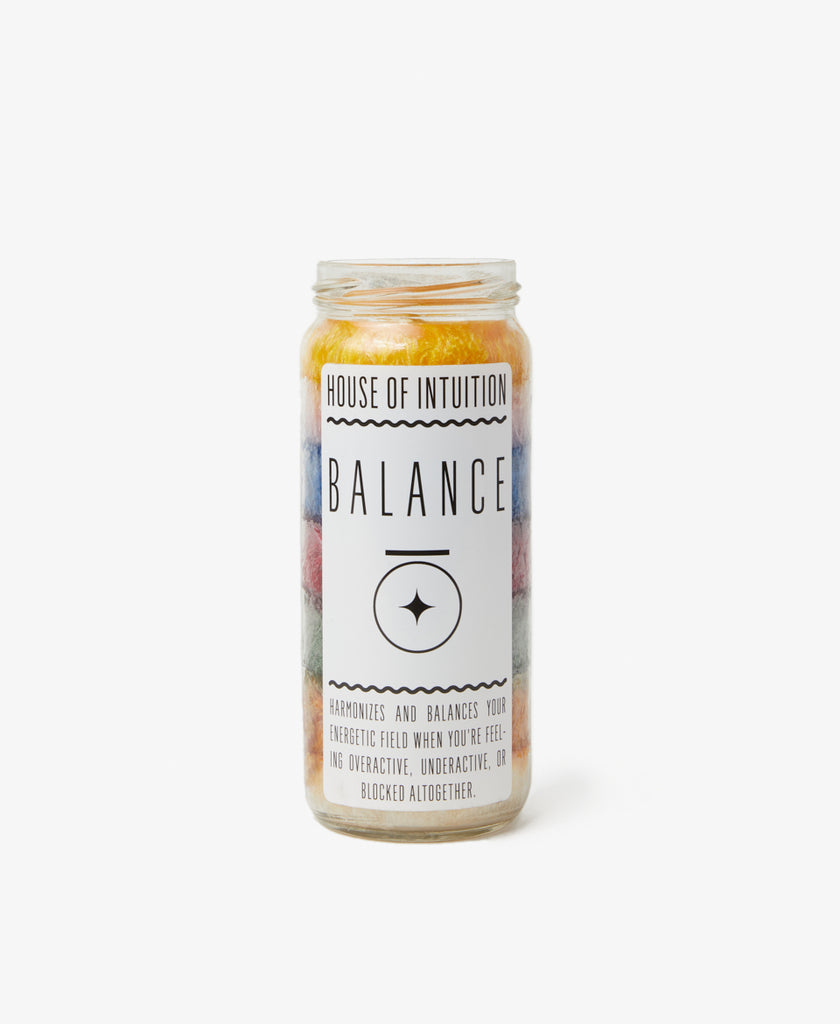 Balance Magic Candle