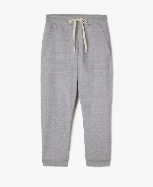 Lounge Fleece Grey Sweatpants