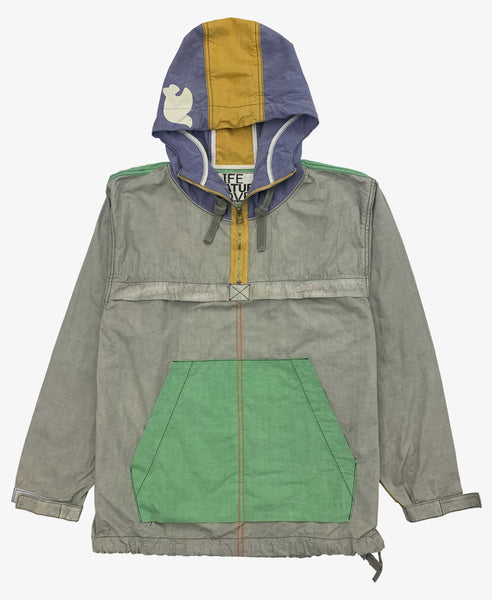 Salvaged Popover Hoodie