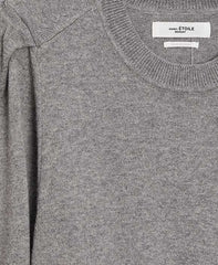 Isabel Marant Etoile Chiara Puff Shoulder Sweater