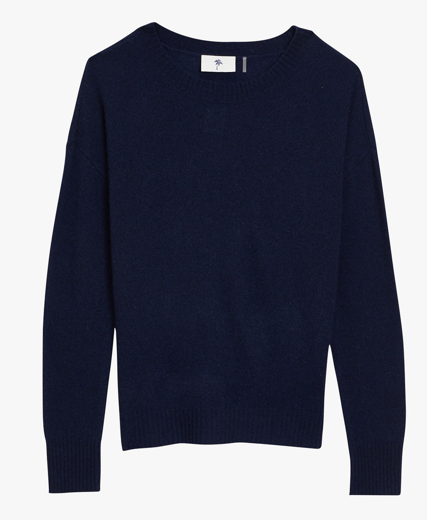 The Westside Cashmere Crew Sweater