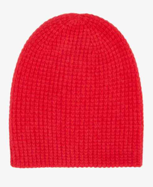 White And Warren Thermal Cashmere Beanie