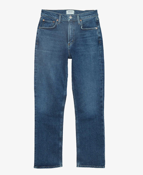 Agolde Wilder Mid Rise Jean Hype