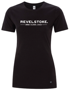 Clothing - Womens T-Shirt - Revelstoke Logo