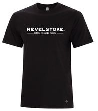Clothing - Mens T-Shirt - Revelstoke Logo