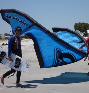 LEARN TO KITESURF - LESSON 1 OR 2