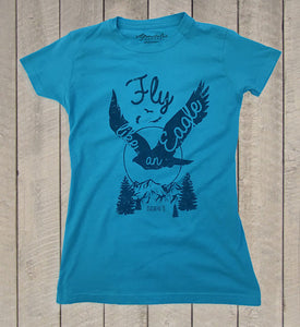 Like An Eagle Women's T-Shirt
