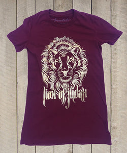Lion of Judah Women's T-shirt