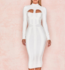 Milk - Bandage dress