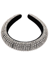 BEA-Bling rhinestone padded luxury headbands