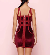 Cherry - bodycon dress