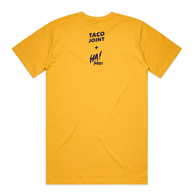 Taco Joint/Ha! Poke - Mens Tee