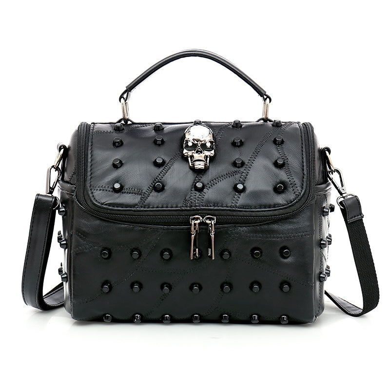 SKULL YA SHOULDER BAG