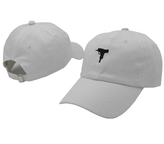 Hot Uzi Gun Baseball Cap