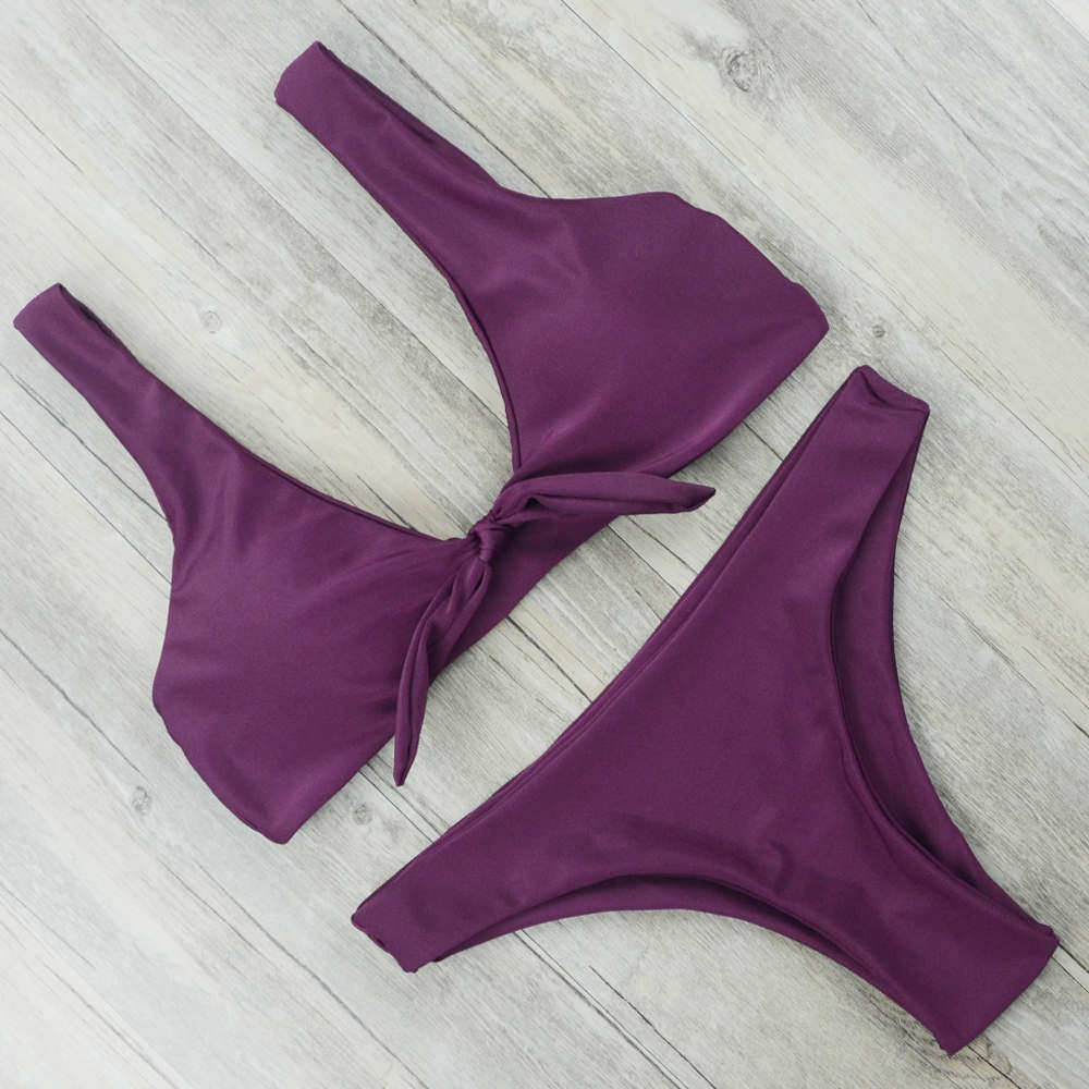 Bow Push Up Bikini