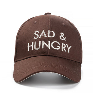 SAD HUNGRY Dad Hat