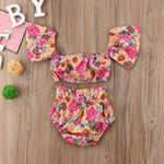 Floral Baby 3M-18M