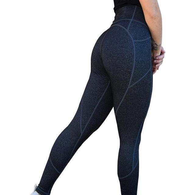 Push up Slim Heart Leggings