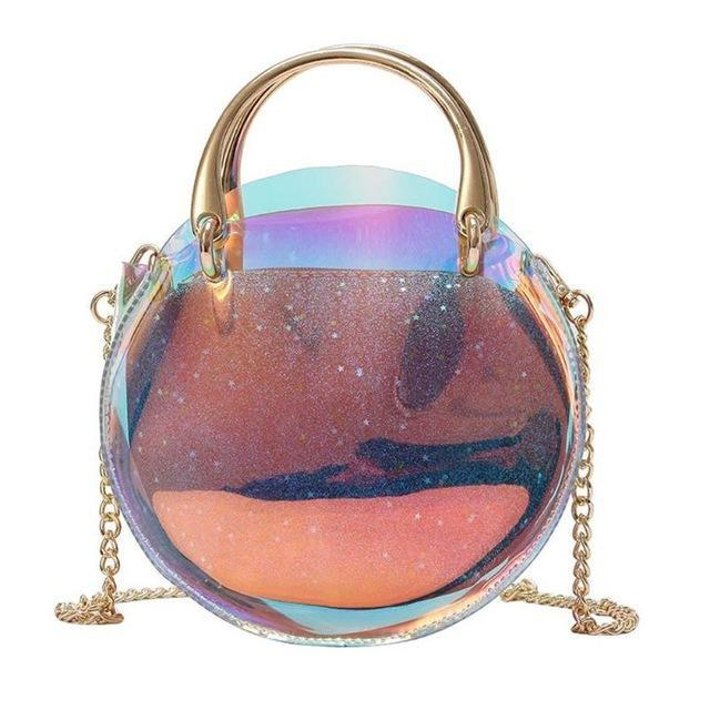 CRYSTAL SHOULDER BAG