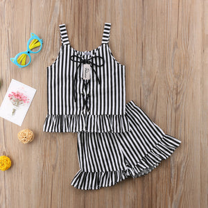Girl In Style Set 12M-4T