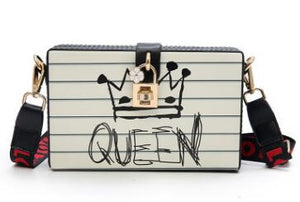 YAS QUEEN SHOULDER BAG