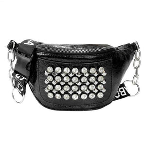 BLINGED OUT WAIST PACK