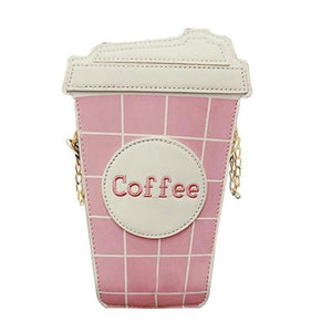 COFFEE ADDICTION SHOULDER BAG