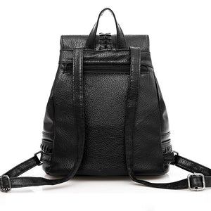FAUX AROUND BACKPACK