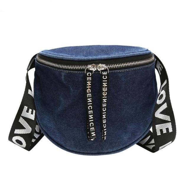 DENIM ME WAIST PACK