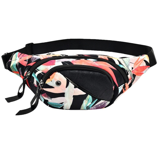 TROPICAL WAIST BAG