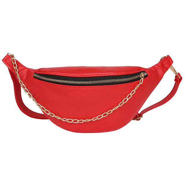 RED ALL ABOUT YOU WAIST PACK