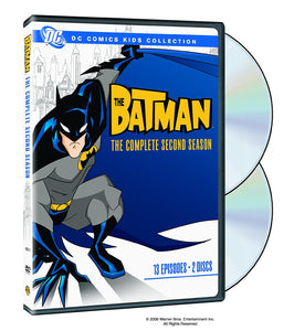 The Batman - Season 2 DC Comics DVD
