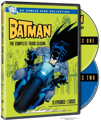 The Batman - Season 3 DC Comics DVD