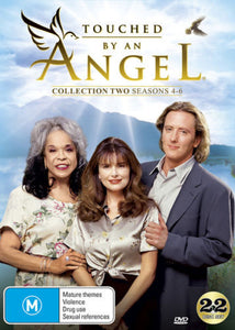 Touched by an Angel - Collection 2 (Season 4 + 5 + 6) DVD New/Sealed