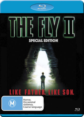 The Fly 2 - Special Edition Remastered - Blu-Ray [New/Sealed]