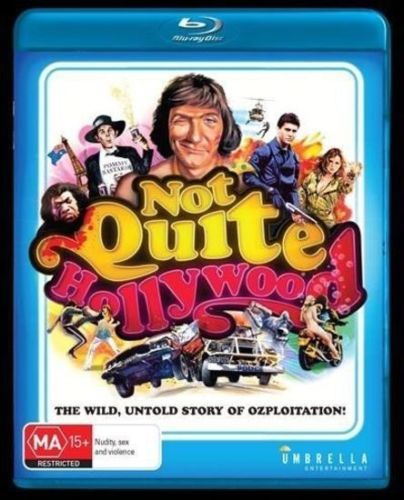 Not Quite Hollywood, the Wild Untold story of Ozploitation - Blu-Ray