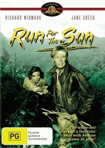 Run for the Sun - DVD [New/Sealed] Widmark , Greer