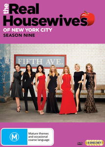 Real Housewives of New York - Season 9 DVD [New/Sealed]