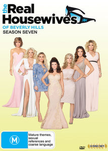 Real Housewives of Beverly Hills - Season 7 DVD [New/Sealed]