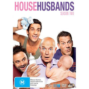 House Husbands: Season 2 DVD