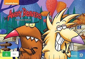 The Angry Beavers: Seasons 1 - 4 Collector's Edition DVD
