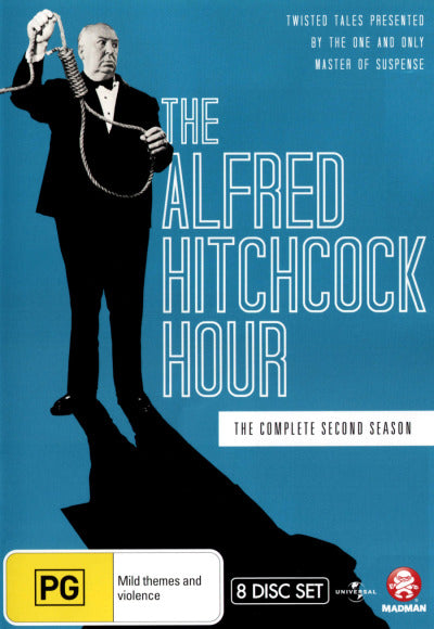 The Alfred Hitchcock Hour The Complete Second Season