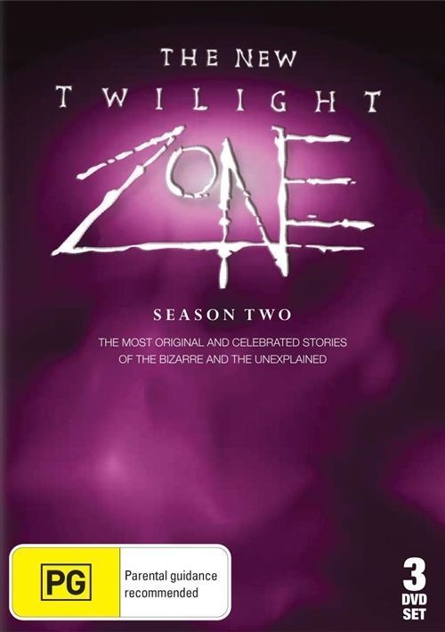 TWILIGHT ZONE - THE NEW TWILIGHT ZONE S2