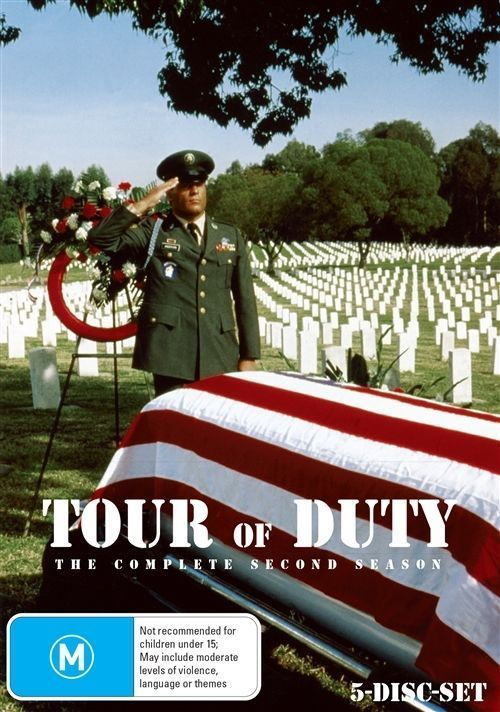 Tour of Duty - Season 2 DVD